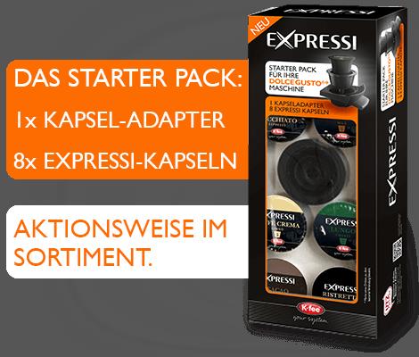 EXPRESSI Starter Pack